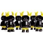 ONI UAMOU – BLACK !「鬼は外!福は内!」 黒オニウアモウ本日から 販売スタート! www.uamou.com