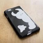 CLASSIC UAMOU IPHONE 6 CASE RETURNS ! 大好評により売り切れになっていた、ウアモウとおばけちゃんクラシックデザインのiPhone 6ケースを再入荷致しました! www.uamou.com