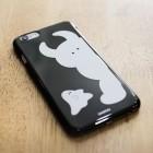CLASSIC UAMOU IPHONE 6 CASE RETURNS ! 大好評により売り切れになっていた、ウアモウとおばけちゃんクラシックデザインのiPhone 6ケースを再入荷致しました! STUDIO UAMOU店舗にて販売中です。 www.uamou.com