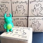 本日! TOKYO COMIC CON!! プレビューナイト!! Dino Uamou!!! ダイノウアモウ!!! 『希望遊戯』Booth No.P16,P17,P18