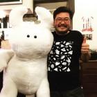 Repost from @yuusyokuyaboo 今年も遊食家BooのスタッフTシャツできましたー! モノマチ(佐竹商店街にて販売)土日の2日間と8月の2k540での夏祭り2日間にて販売致します。S、M、L、XLで各サイズ限定15枚!税込2000円!