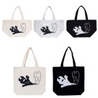 NEW! SHADOW UAMOU TOTE BAGS RELEASED! 『シャドウ トートバッグ』 ナチュラル・ブラック / 各2,800円 (税込) 『シャドウ ランチトート』 ナチュラル・ライトグレー・ブラック / 各1,800円(税込) http://uamou.com/online-shop/