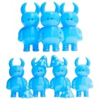 UAMOU SOFUBI SERIES: CANDY BLUE www.uamou.com