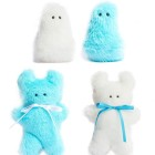 SHERBET BLUE BABY UAMOU!!! ◆ The new colour series will be on sale in our Online Store from 1:00 PM JST on Saturday, September 2nd . ※ We may limit the number of purchases per person. ※ Items available while stock lasts. www.uamou.com 茶色いブラウン×ウアモウの大人気シリーズ『ベビーウアモウ』『ベビーおばけちゃん』に、新たにシャーベットブルーが登場!