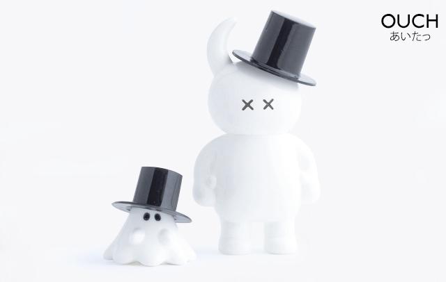 UAMOUUamou & Boo Top Hat